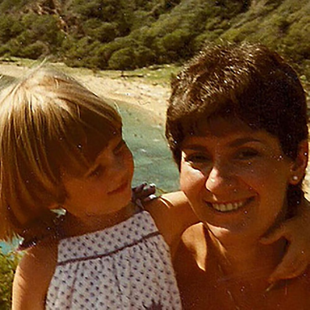 Jillian Harris Mom