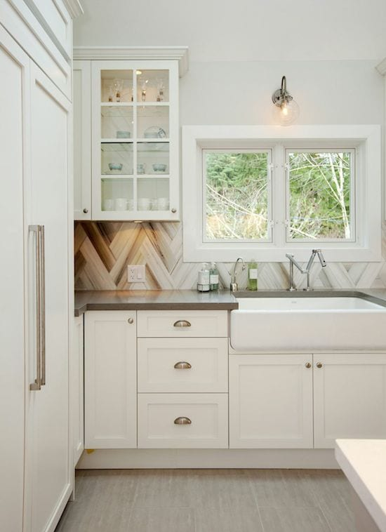 Love it or list it vancouver joyce steven jillian harris for Jillian harris kitchen designs
