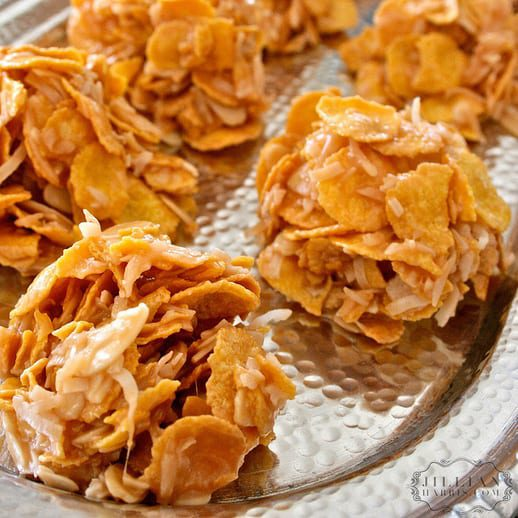how to make corn flakes at home in urdu