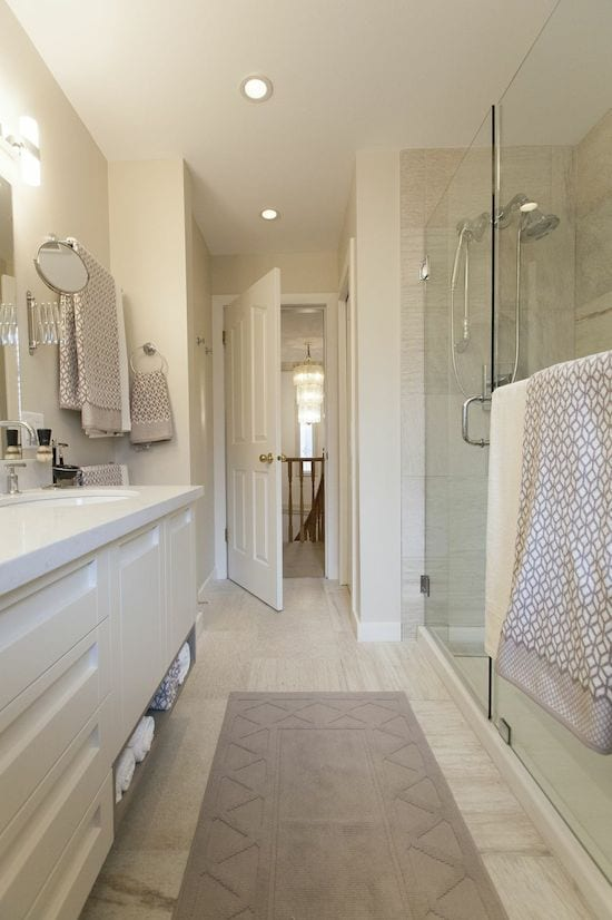 Love it or list it vancouver archives jillian harris for Bathroom ideas vancouver
