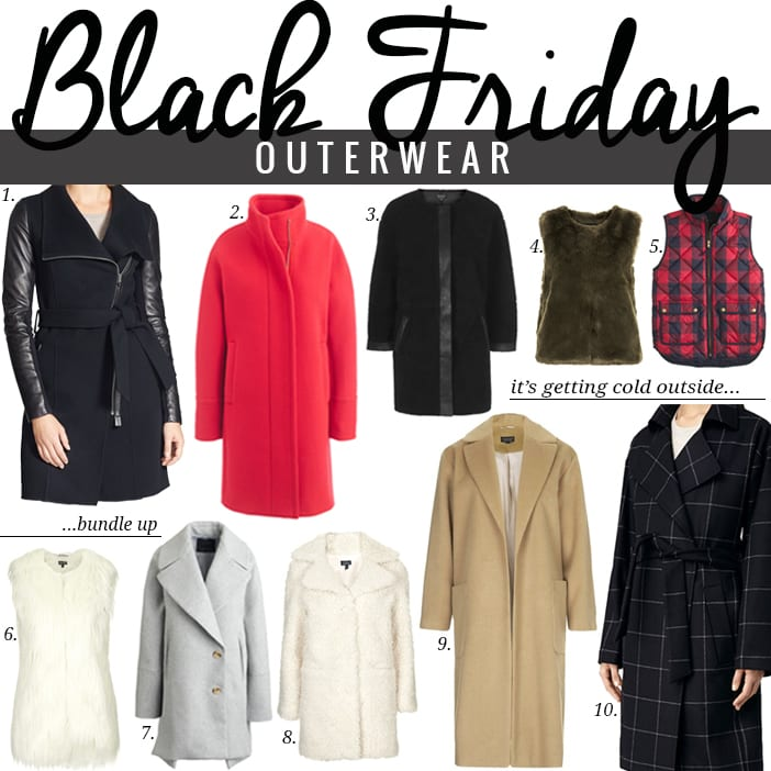 Black Friday OUTERWEAR