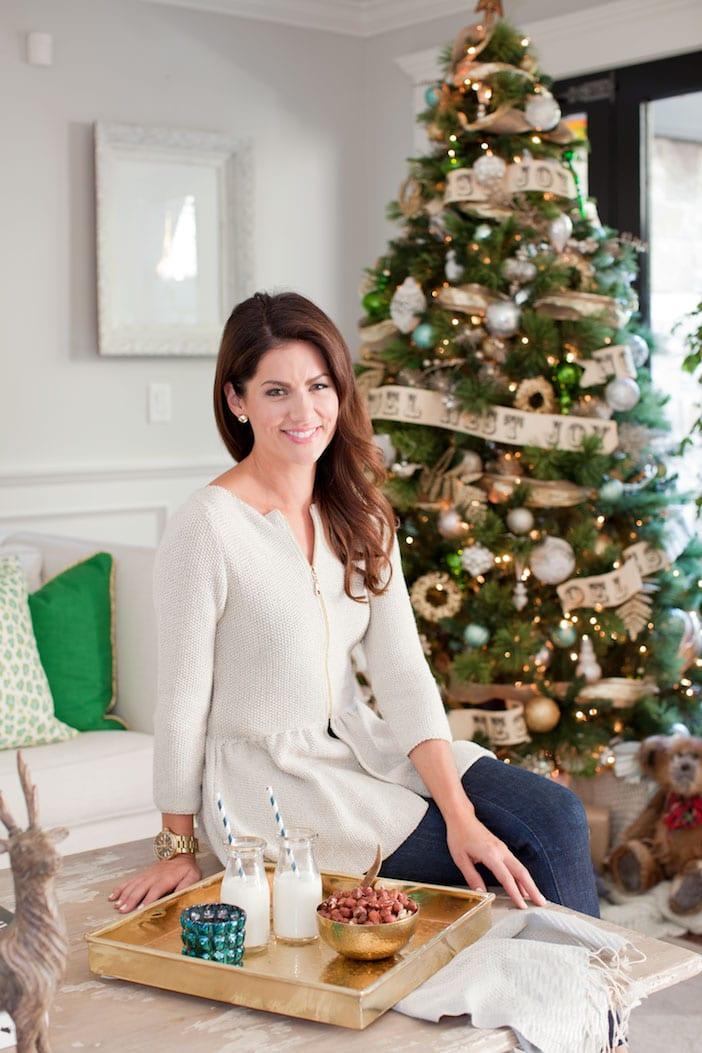 How To Decorate The Perfect Tree Jillian Harris
