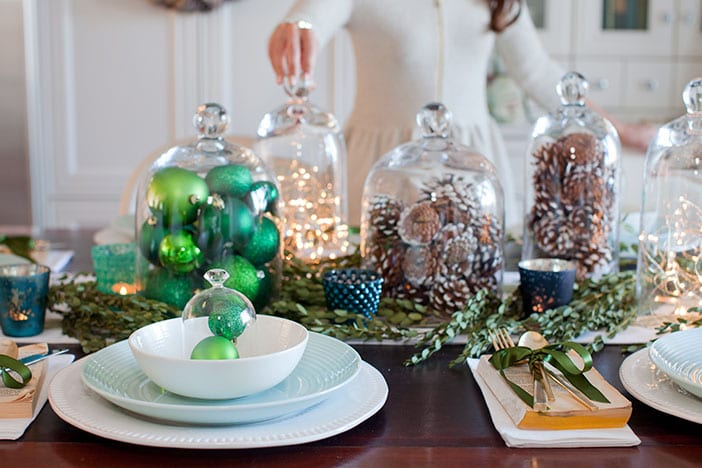Dressing My Dining Room For Christmas Jillian Harris