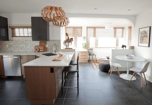 Love it or list it vancouver daniel and rod jillian harris for Jillian harris kitchen designs
