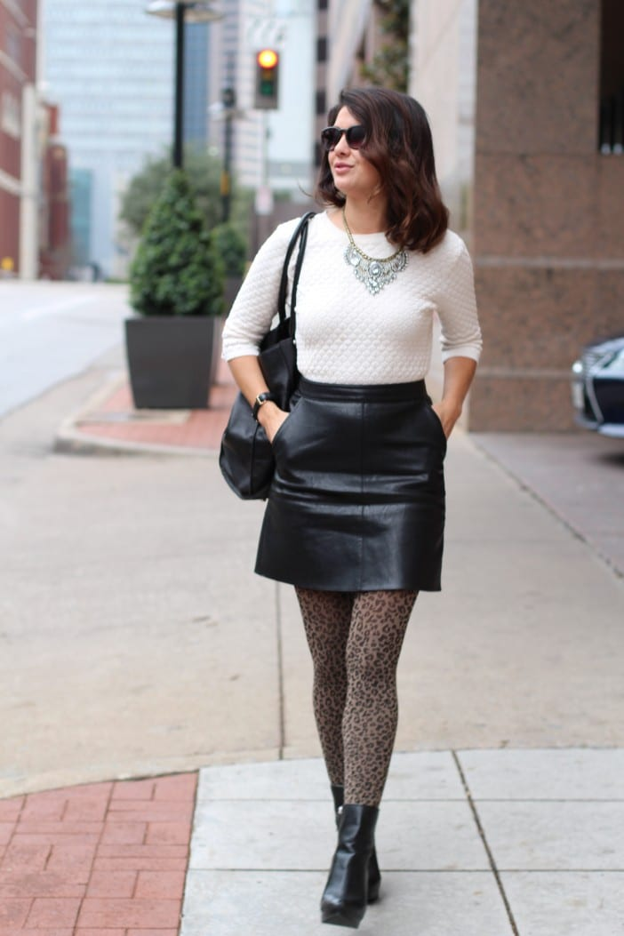 Leopard Love Jillian Harris