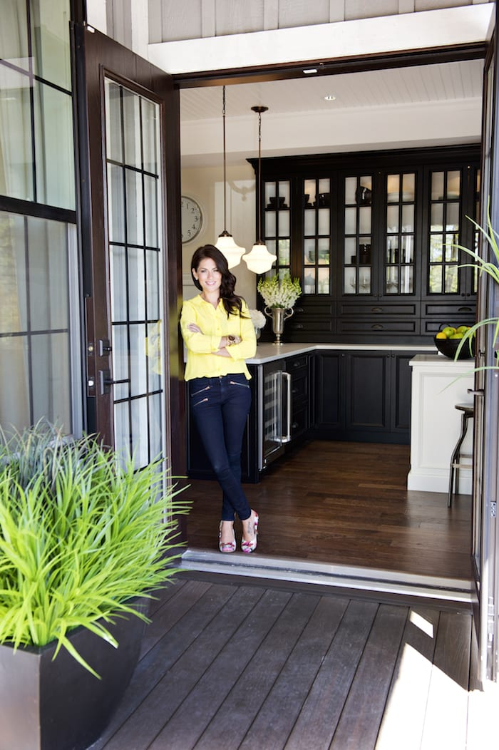 You could win this home jillian harris for Home to win designers