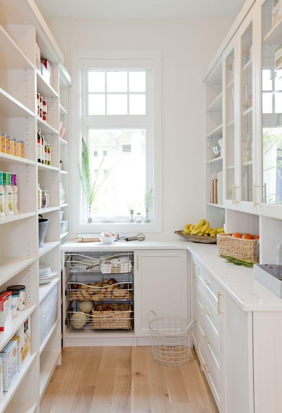 Pantry styling jillian harris for Jillian harris kitchen designs
