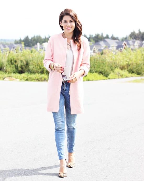 Bubblegum Pink - Jillian Harris