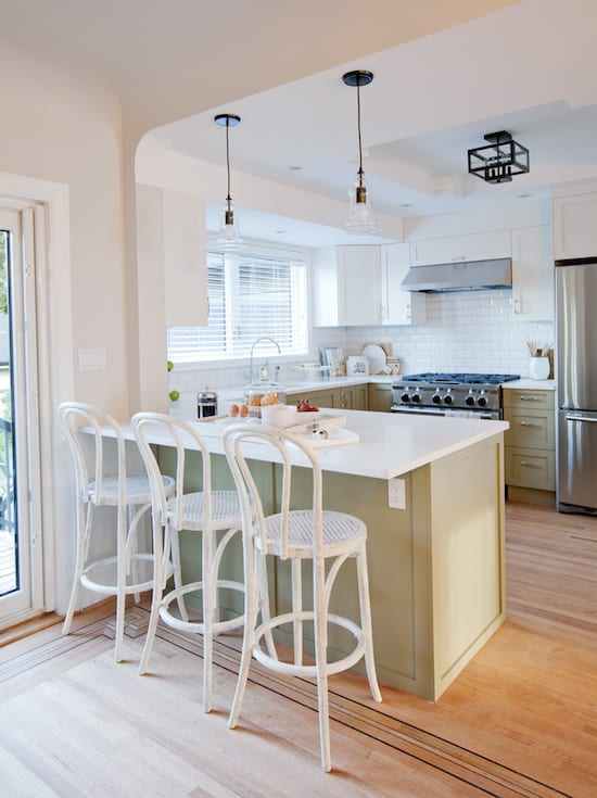 Love it or list it vancouver susan harvey jillian harris for Jillian harris kitchen designs