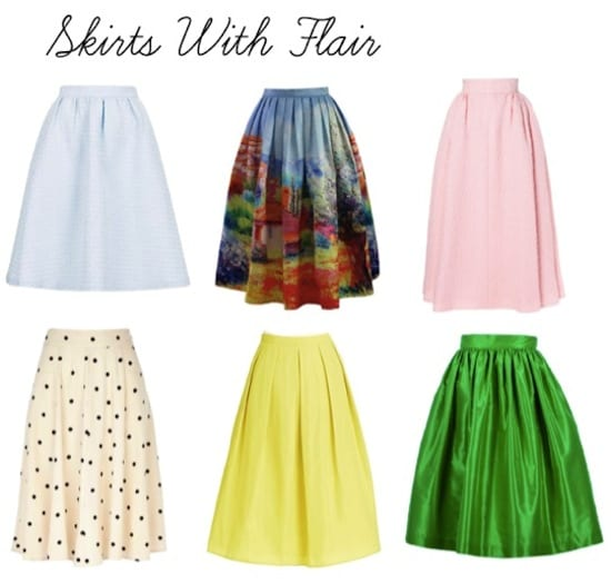 SkirtsWithFlairPolyvore