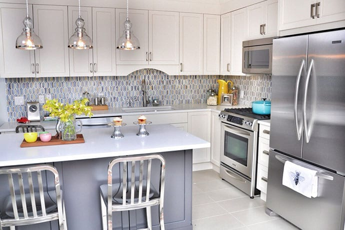 Love it or list it vancouver carolyn jeff jillian harris for Kitchen ideas vancouver
