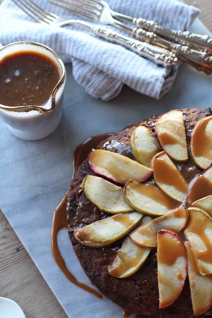 Stick Apple Toffee Cake2