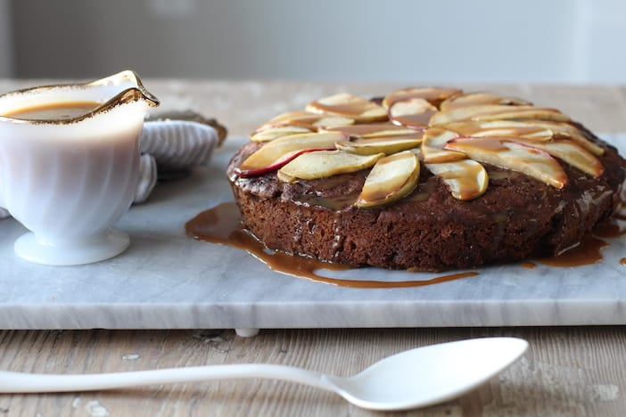 Stick Apple Toffee Cake5