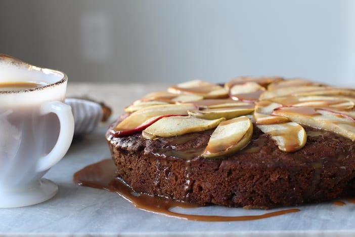 Stick Apple Toffee Cake6