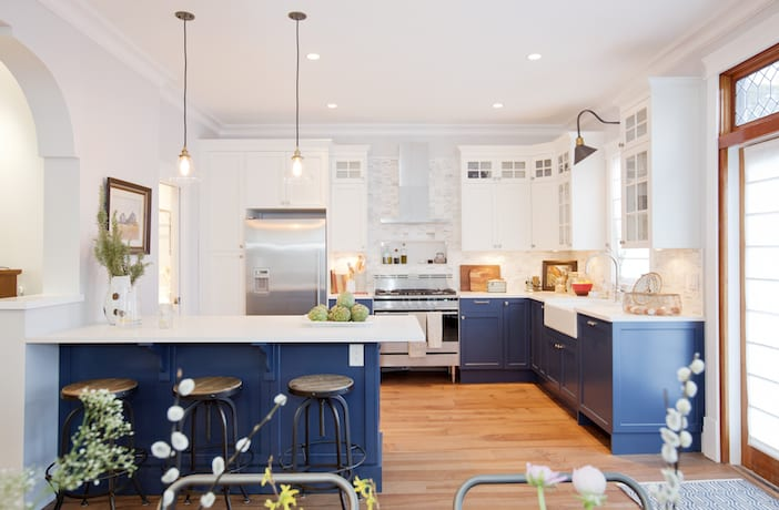 Love it or list it vancouver danielle trevor jillian for Kitchen ideas vancouver