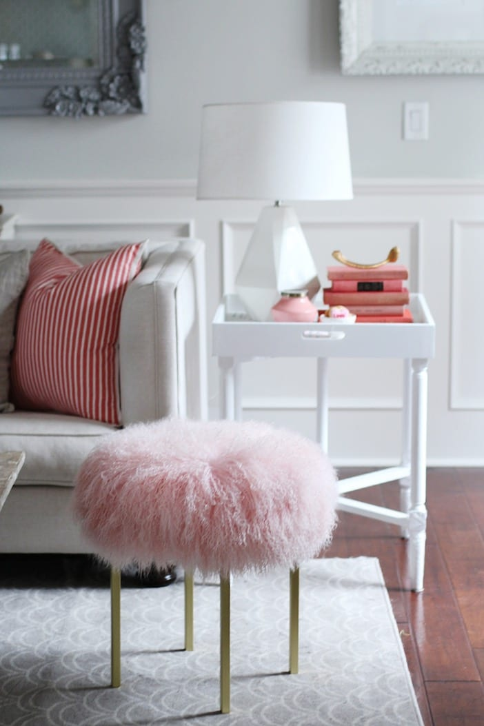 Wall Colour Inspiration: Decorating With LOVE