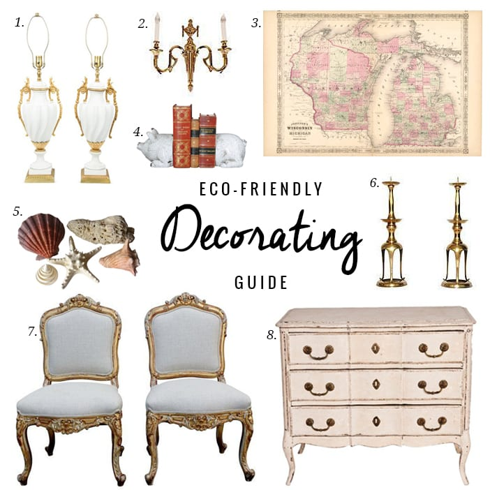 ECO-friendly decorating guide