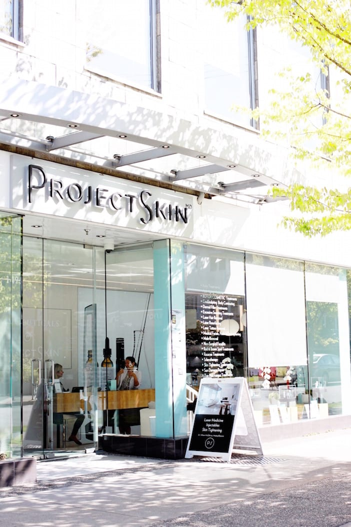 Project Skin MD - Cool Sculpting