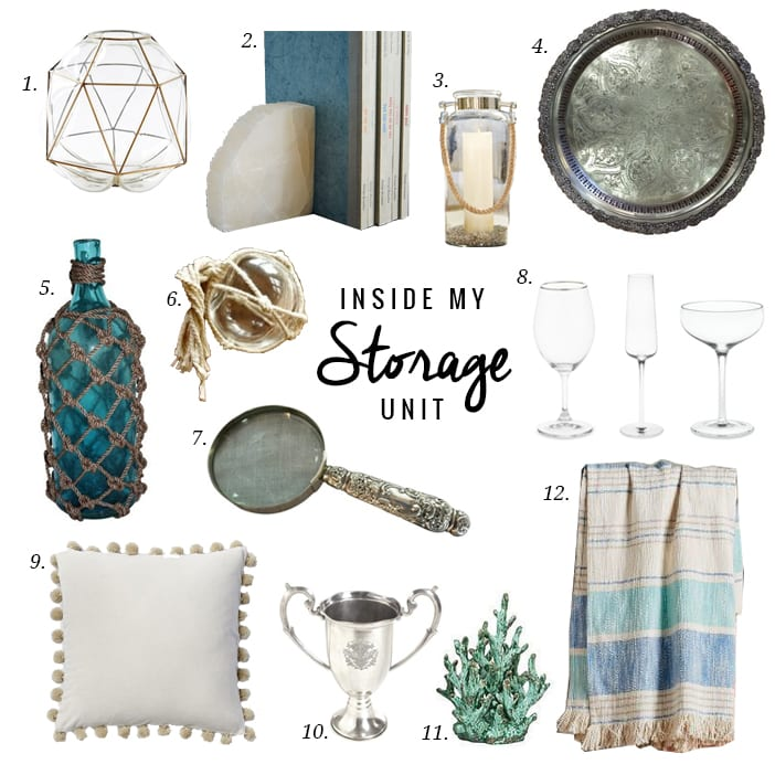 Inside my Storage Unit