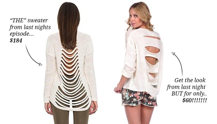 kaitlyns sweater