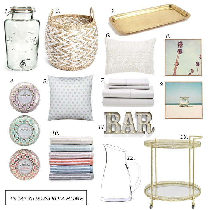 Sale shopping for home decor jillian harris Nordstrom home decor sale