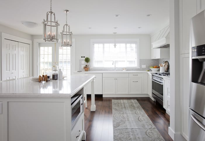 Love it or list it vancouver joanna derek jillian harris for Jillian harris kitchen designs