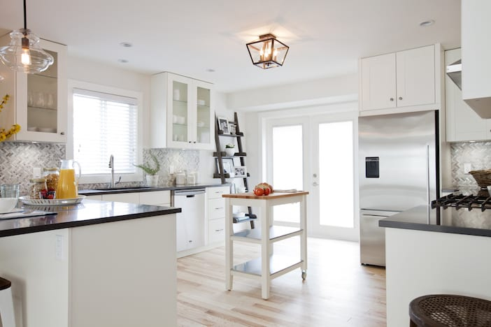 Love it or list it vancouver julie bernard jillian harris for Jillian harris kitchen designs