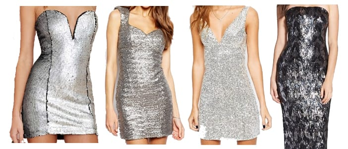 kaitlyn's sequin dress