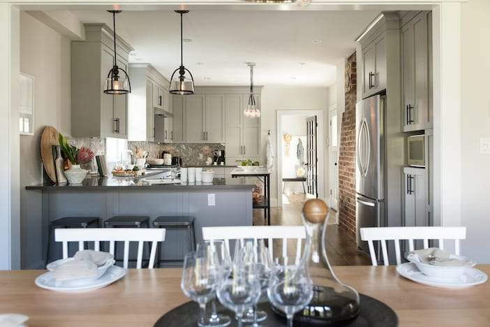 Lolv ep3058 kitchen 2 - Jillian harris casa ...