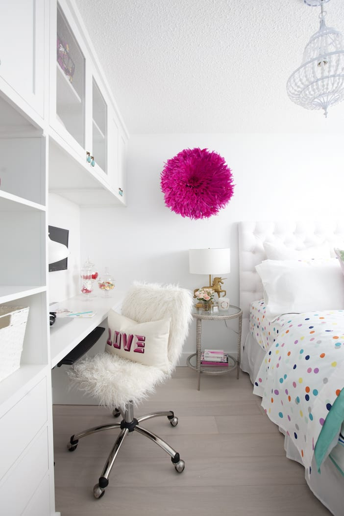 Making a children 39 s wish come true jillian harris for How to clean a small bedroom