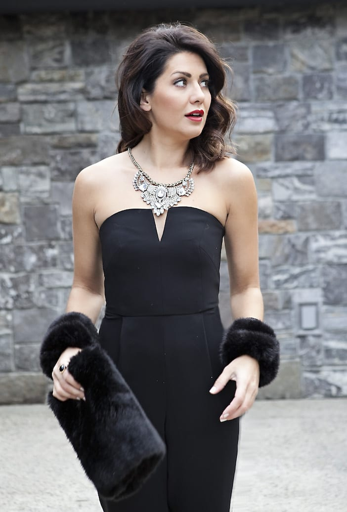 8 Tips To Fit Into That Little Black Dress - Jillian Harris