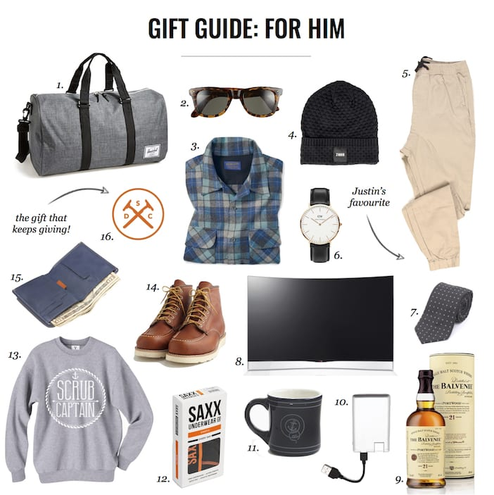 Gift Guide For Him Jillian Harris