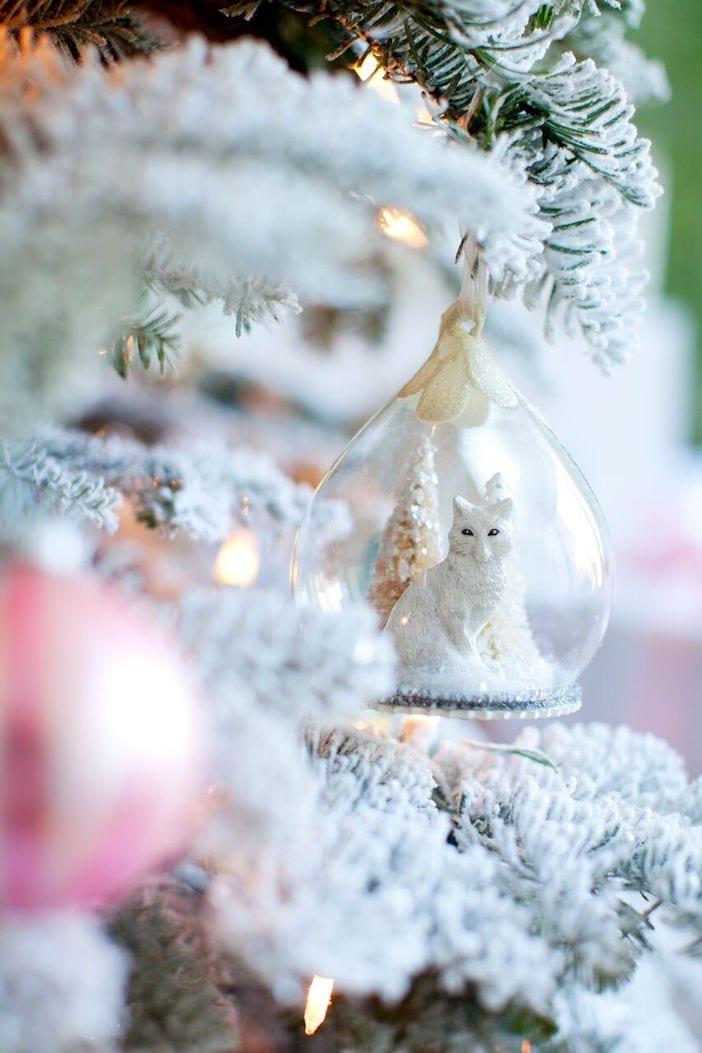 H4H_Wood House_Living Room Tree Ornament
