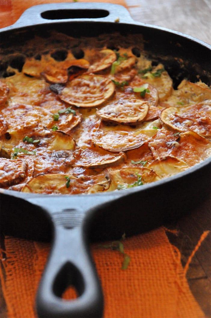 Sweet-Potato-Parmesan-Gratin