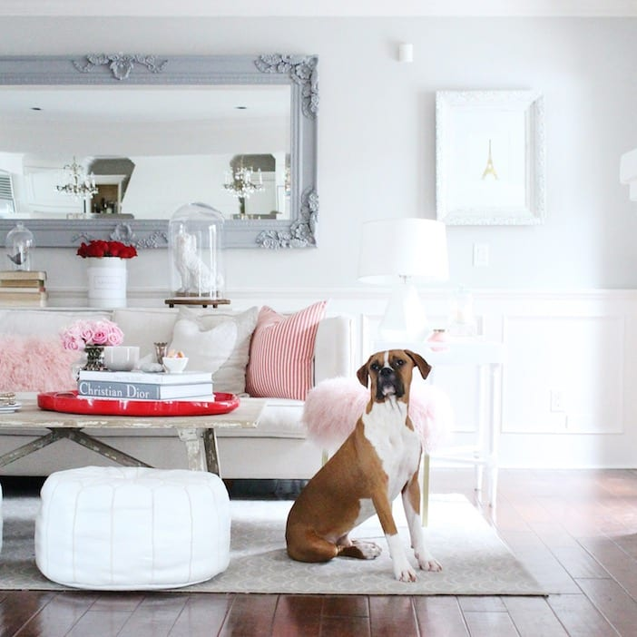 Valentine\'s Decorating 101 - Jillian Harris
