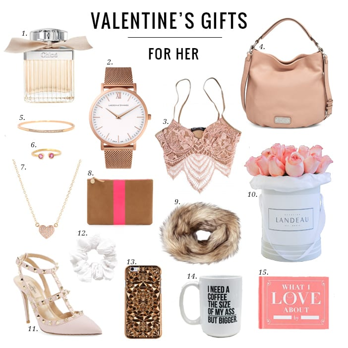 Valentine 39 s gifts for the ladies jillian harris Top ten valentine gifts for her