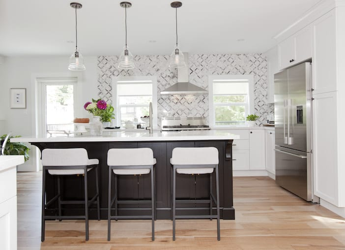 Love it or list it vancouver dawn brian jillian harris for Jillian harris kitchen designs