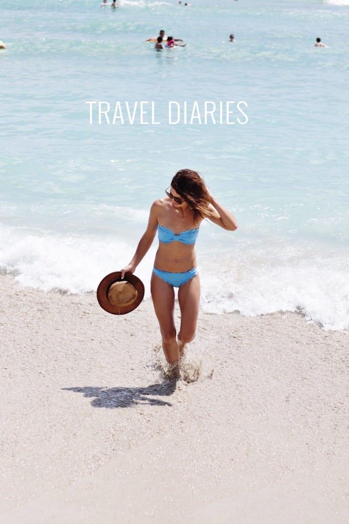 Travel Diary Maui Packing List Jillian Harris