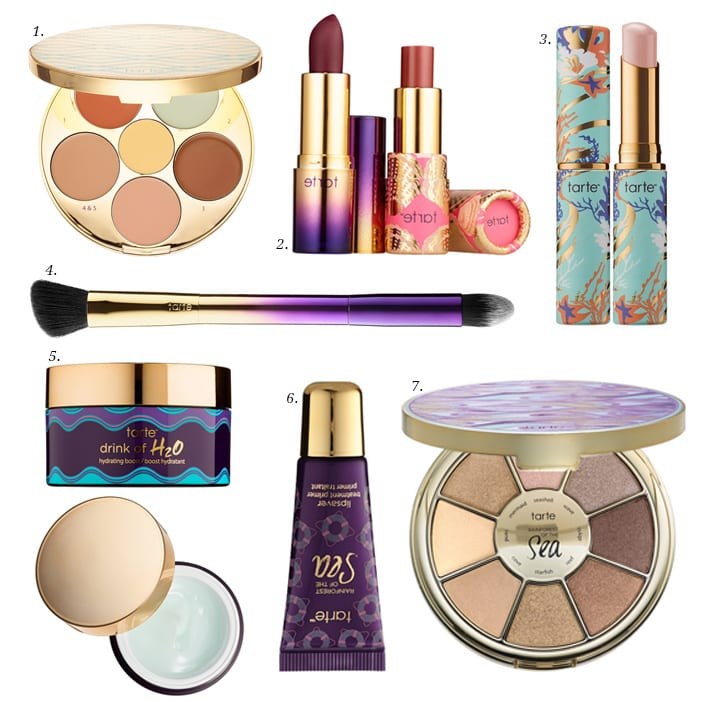 Sephora - Tarte Rainforest Of The Sea Collection