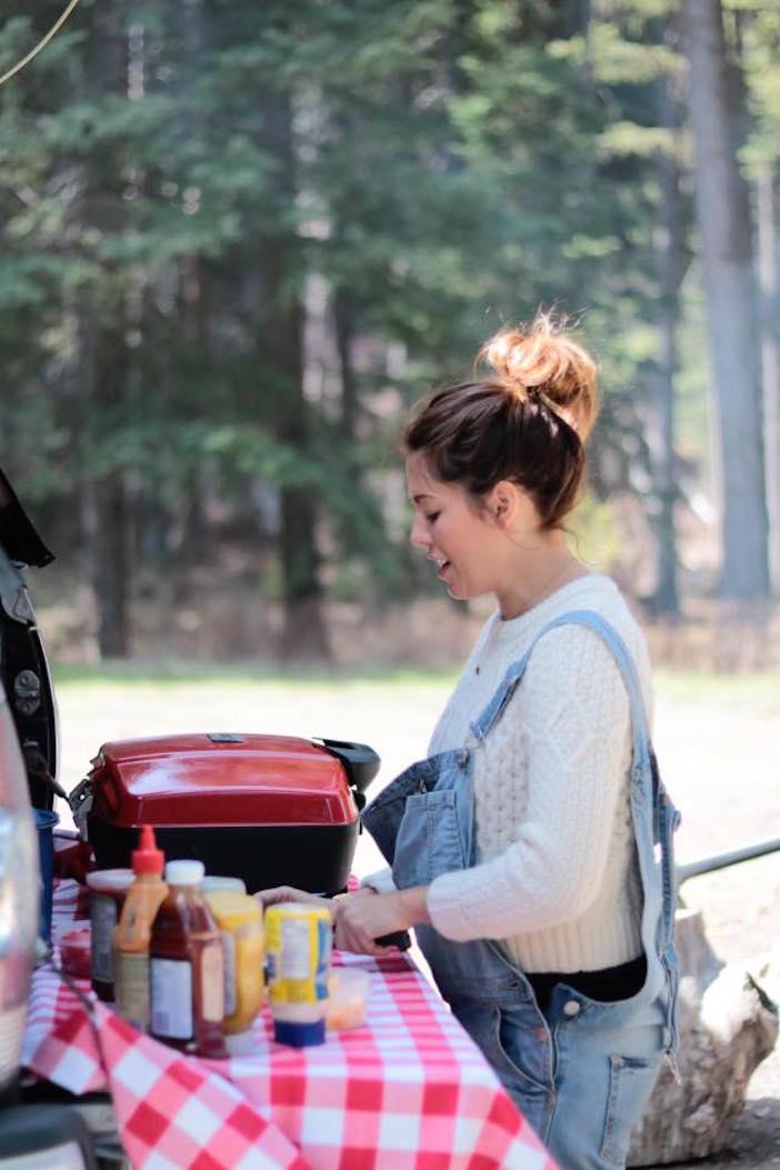 Jillian Harris Camping Must Haves