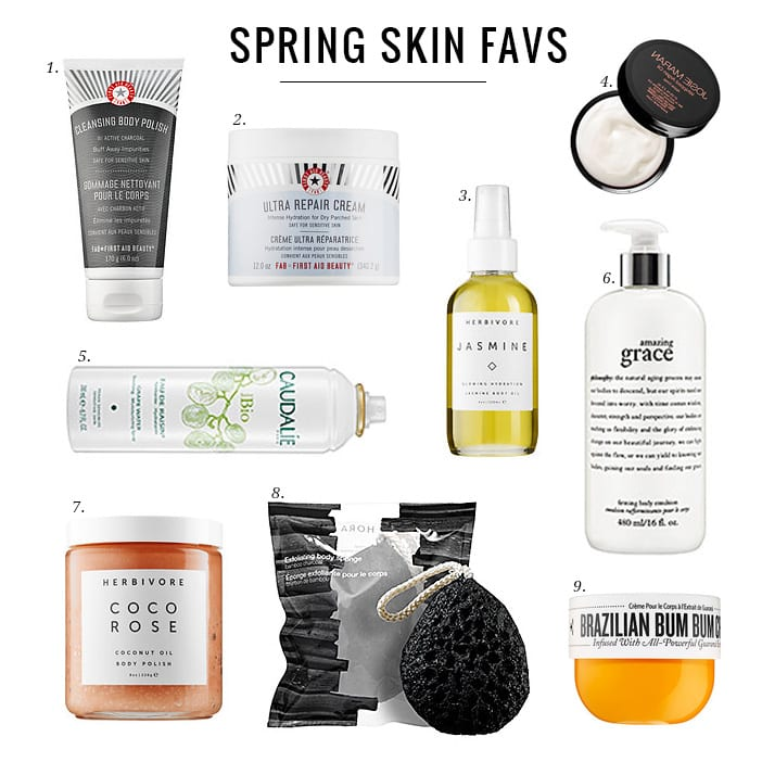 spring skin
