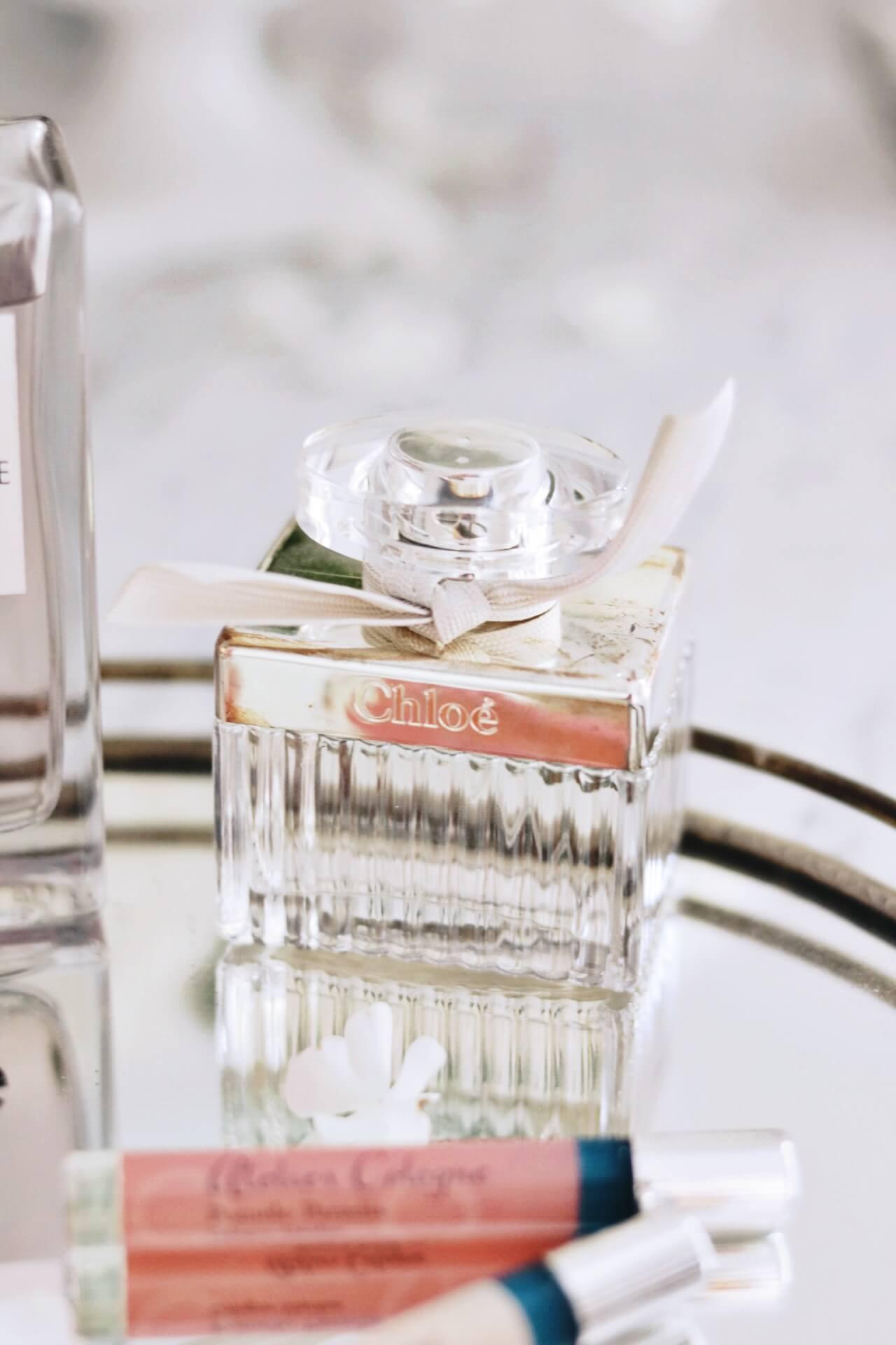 JIllian Harris summer perfume Chloe