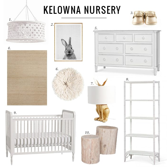 Home Decor Stores Kelowna: Decorating The Kelowna Nursery
