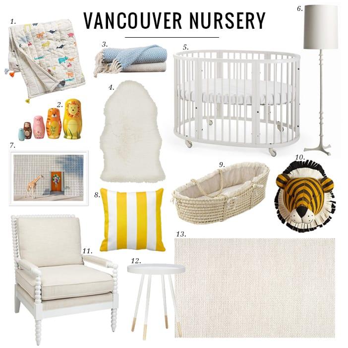 Jillian Harris Vancouver Nursery