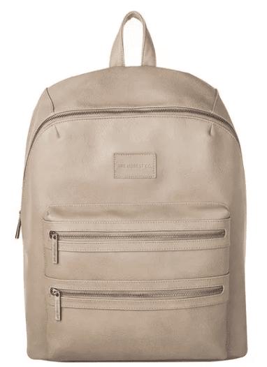 honest city diaper backpack