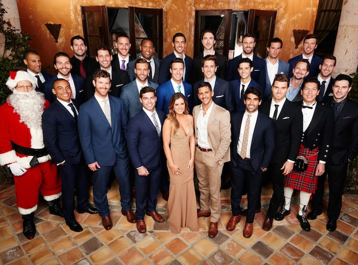 The Men On This Season Of The Bachelorette