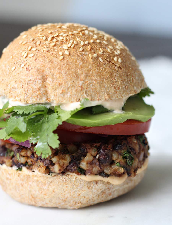 Chipotle-Veggie-Burgers-(gluten-free)