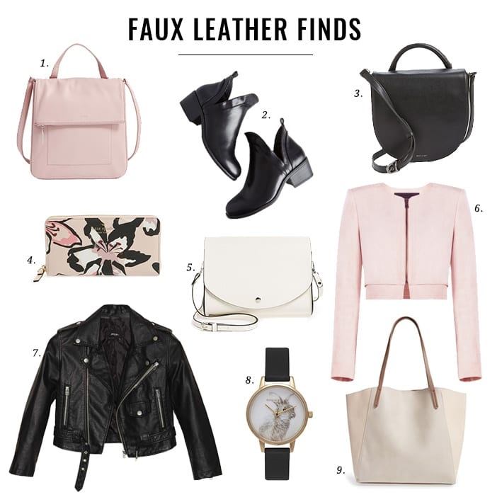 Faux-leather-finds