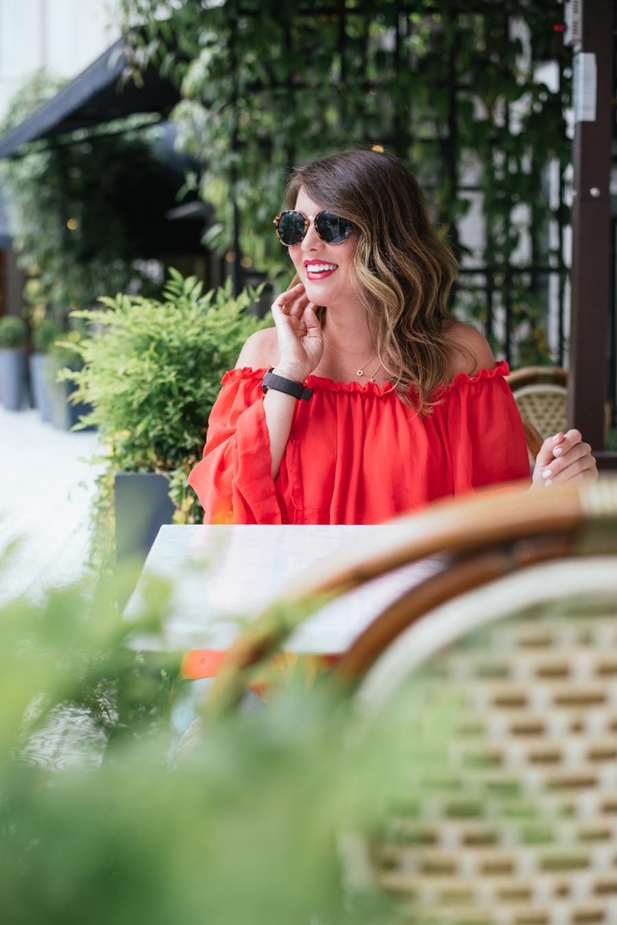 Jillian-Harris-Chic-Wish-Red-Dress-06