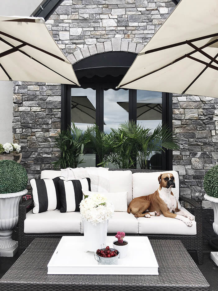 How To Create The Ultimate Outdoor Space Jillian Harris